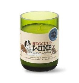 Rescued Wine Candles Rescued Wine Candles Pet Collection