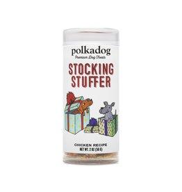 Polka Dog Polkadog Holiday Stocking Stuffers