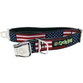 Cycle Dog Cycle Dog No-Stink Collars w/ Metal Clasp Patterns