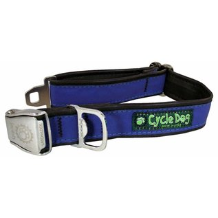 Cycle Dog Cycle Dog No-Stink Collars w/ Metal Clasp Solid Colors
