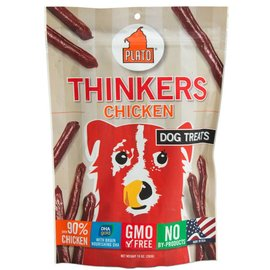 Plato Pet Treats Plato Thinkers Dog Treats