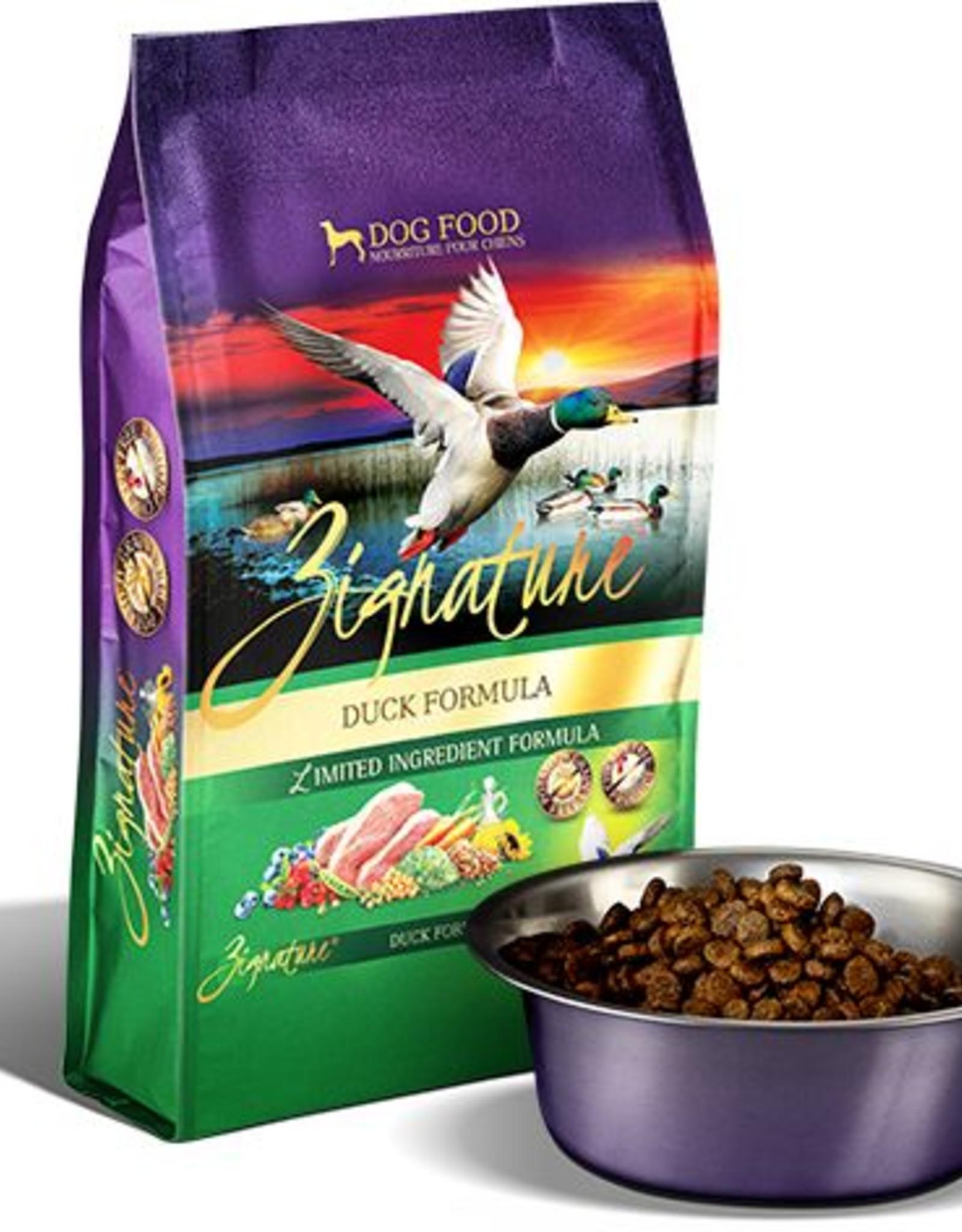 Zignature Zignature Dry Dog Food