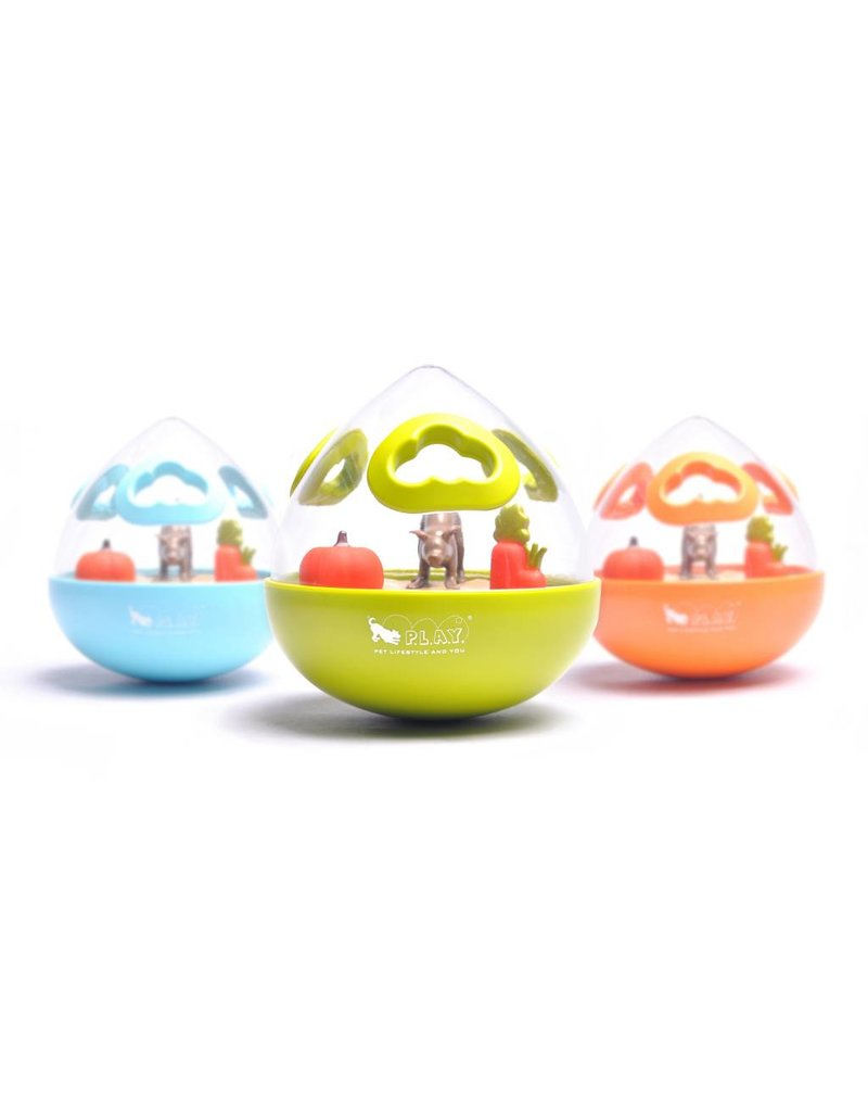 PLAY PLAY Wobble Ball Interactive Toy