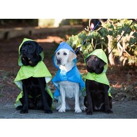 RC Pet Products RC Pet Products Packable Rain Poncho