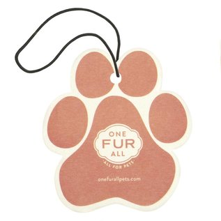 One Fur All One Fur Call Car Fresheners