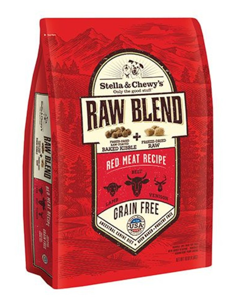 Stella & Chewy's Stella and Chewy's Raw Blend Dry Dog Food