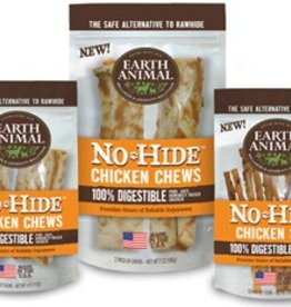 Earth Animal Earth Animal No Hide Chews