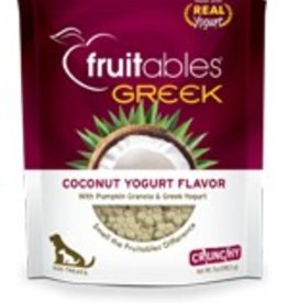 Fruitables Fruitables Baked Greek Dog Treats