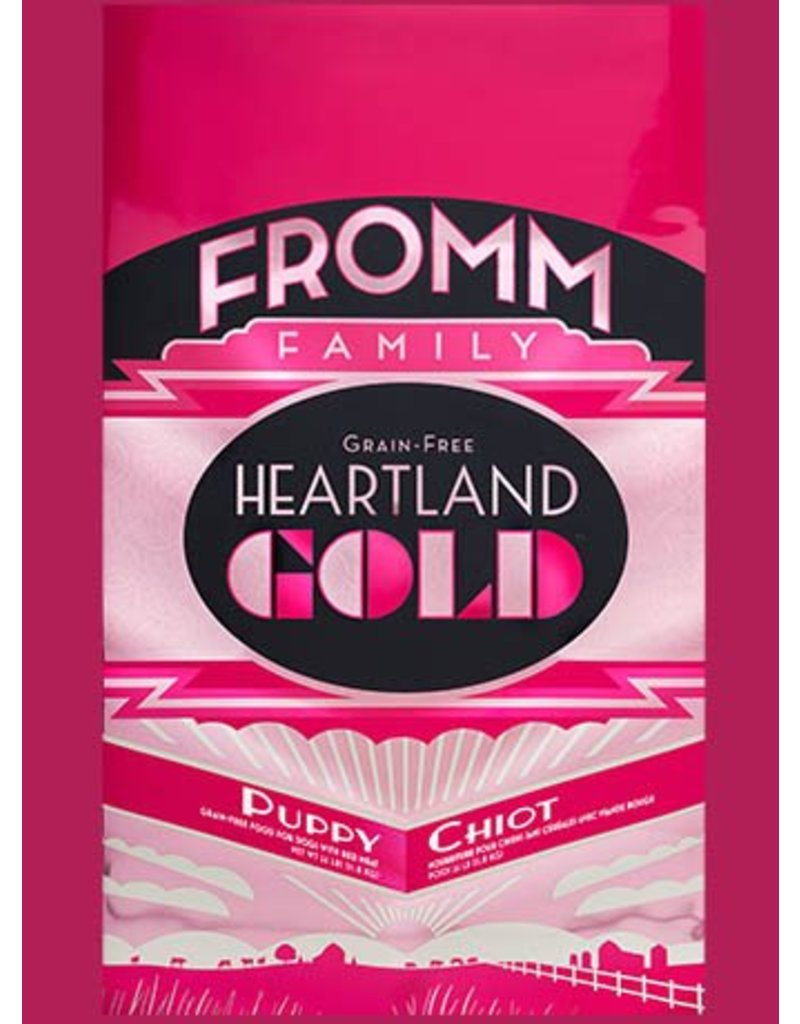 Fromm Fromm Family Puppy Heartland Gold Dry Dog Food