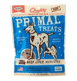 Primal Pet Foods Primal Pet Foods Liver Munchie Treats