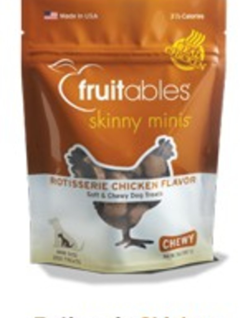 Fruitables Fruitables Skinny Minis Dog Treats