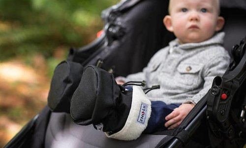 Winter Boots - INFANT (Size 0-7)