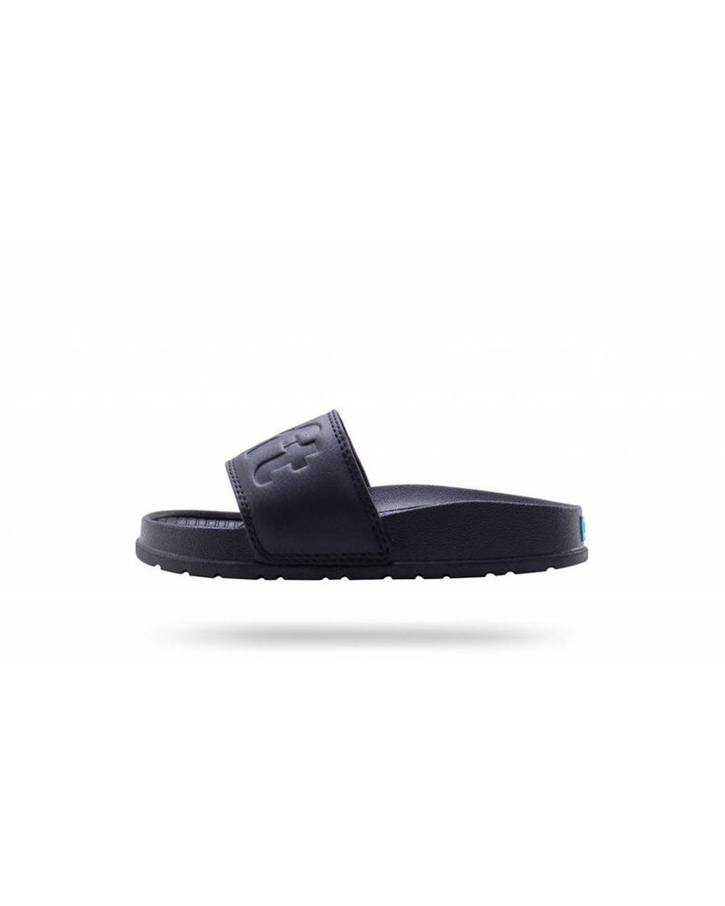 People Footwear People Footwear THE LENNON SLIDE  - Really Black