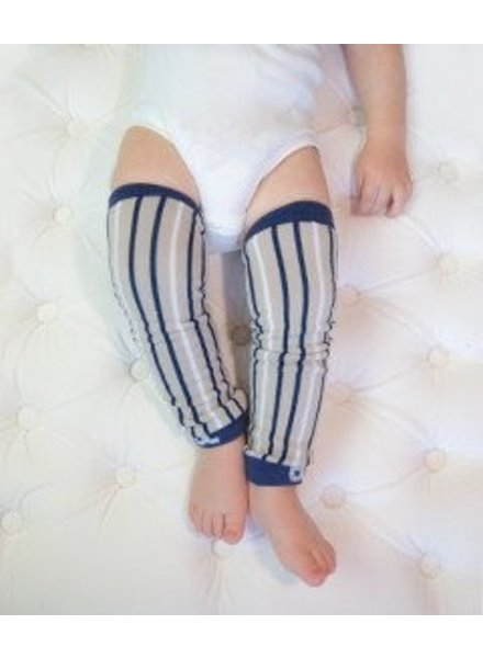 Baby Leggings Baby Leggings - SONIC blue and grey