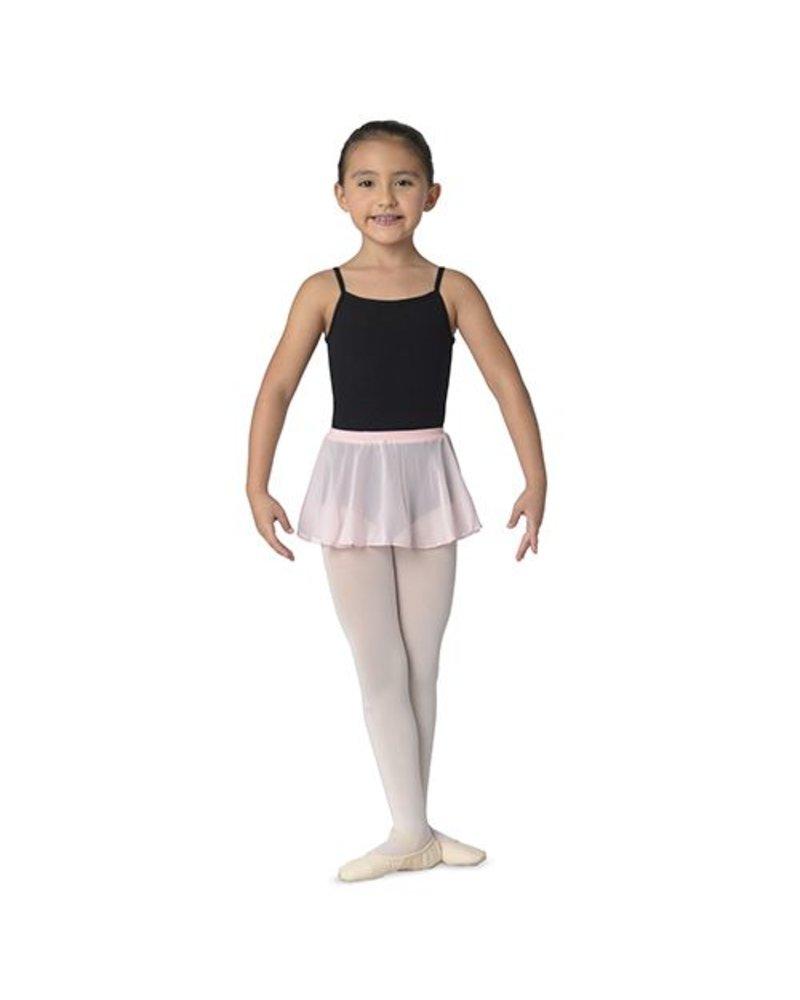 Danshuz Danz N Motion 'Chiffon Skirt' - White