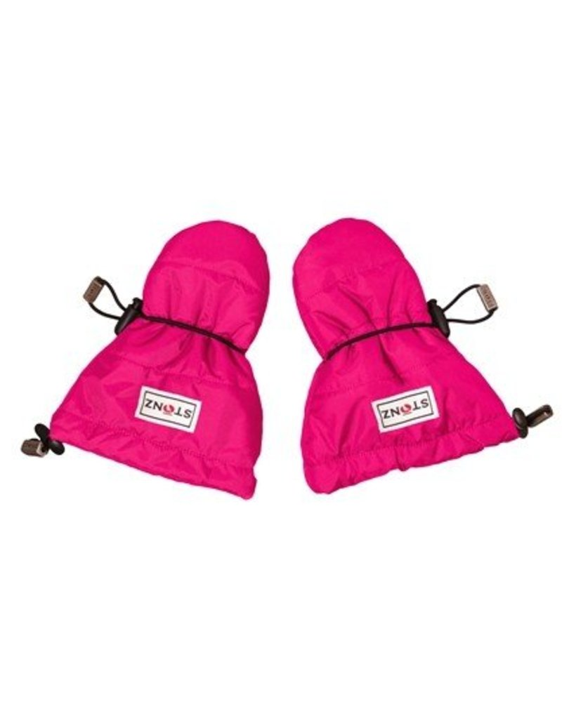 Stonz Waterproof Infant Mittz - Fuschia