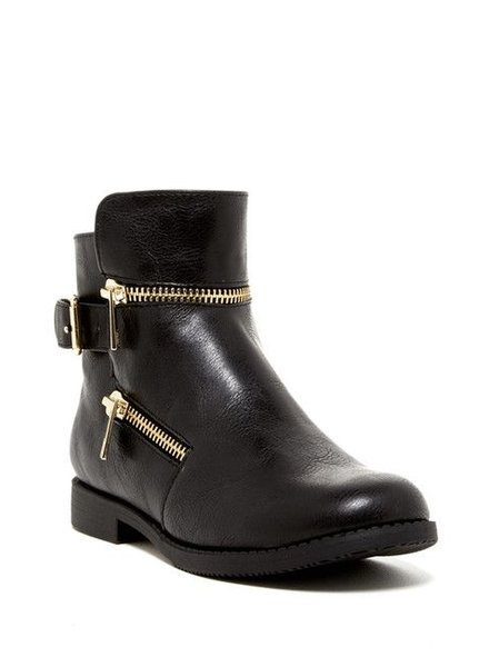 Wholesale One The JORDAN Zip Ankle Boot - Youth