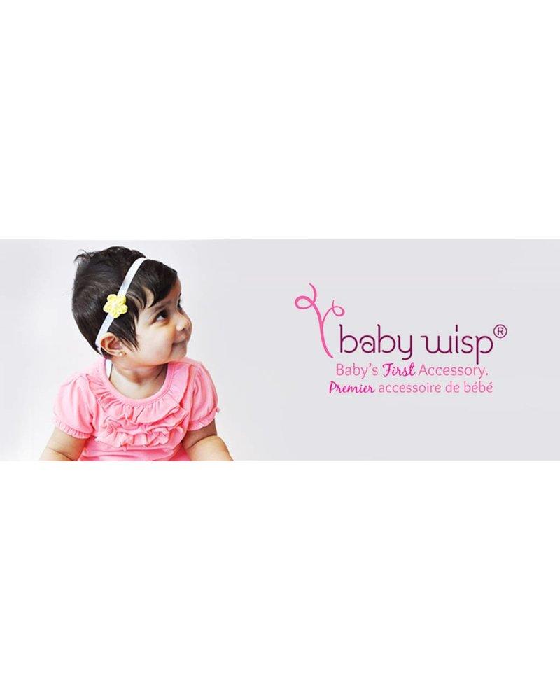 Baby Wisp Baby Wisp Baby Basics 3 Pack Headband