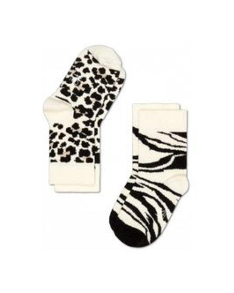 HS Zebra black/white 2 pack - Infant