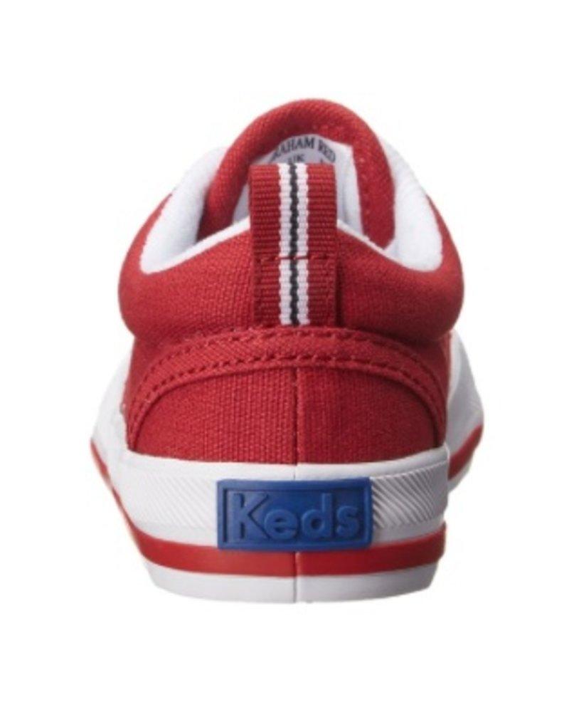 KEDS GRAHAM- Red/White or Navy/White