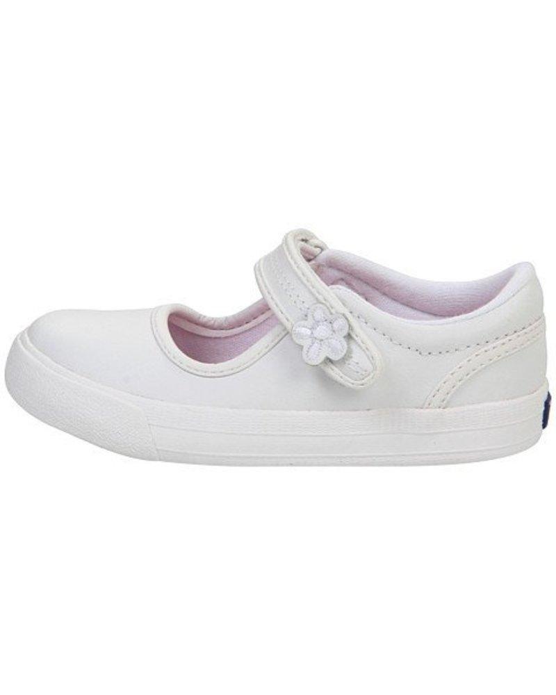 Keds Ella Mary Jane - White Leather