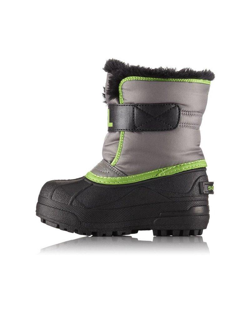 Sorel Sorel 'SNOW COMMANDER' - Black, Charcoal