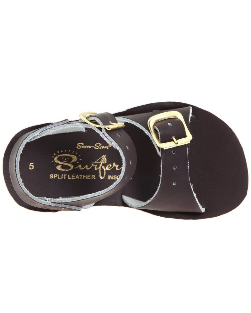 Salt Water Sandals Salt Water SURFER - Brown