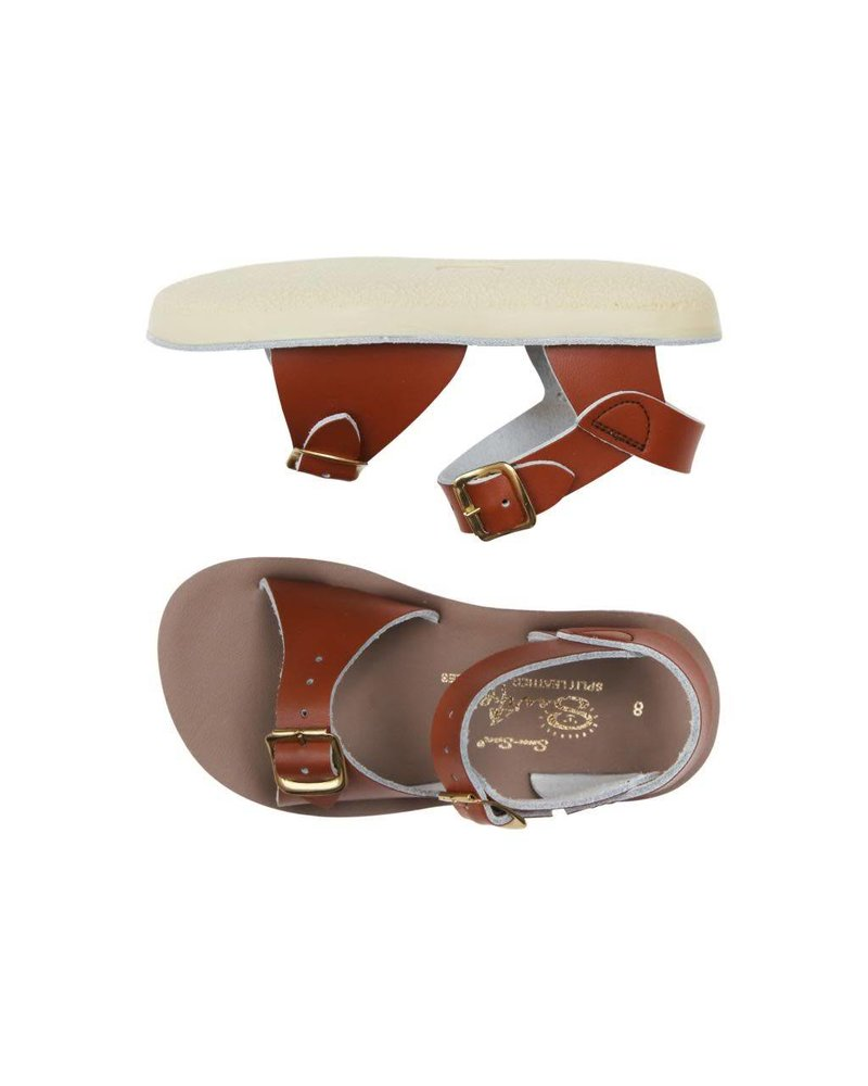 Salt Water Sandals Salt Water 'SURFER' - TAN