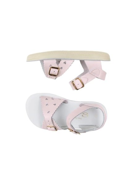 Salt Water Sandals Salt Water 'SWEETHEART' - Toddler