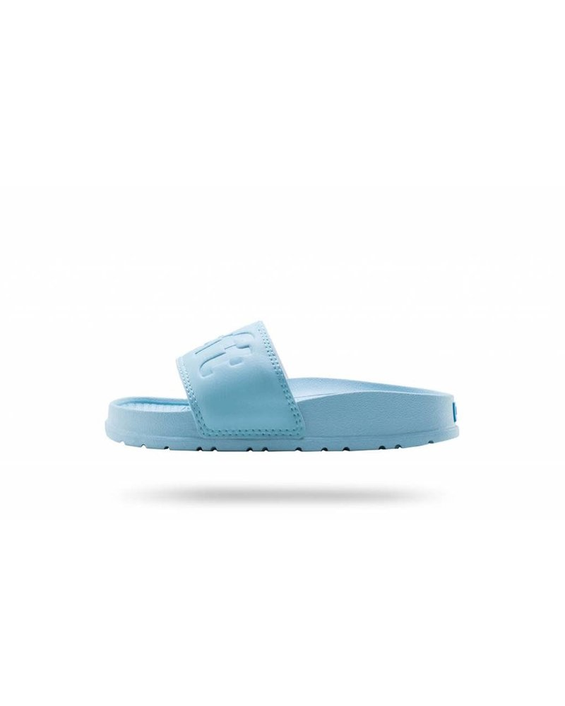 People Footwear People Footwear THE LENNON SLIDE - Bambora Blue