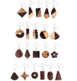 Coco Form Earrings