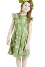 2a26ffbd4 Kate Quinn Organics Pleated Arm Ruffle Pocket Dress