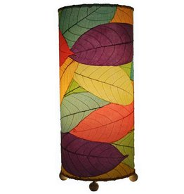 Eangee Cocoa Cylinder Leaf Multicolor