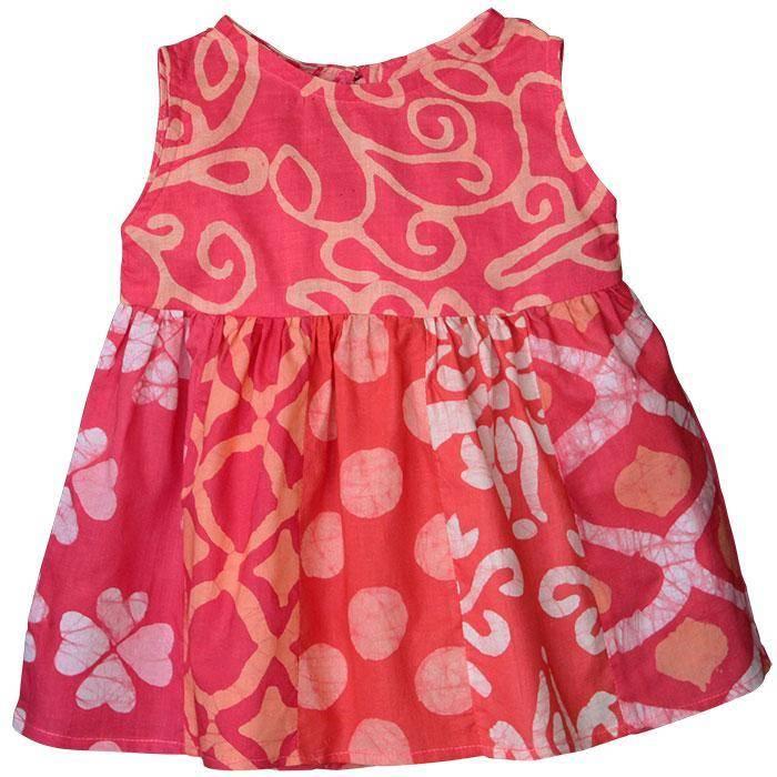 Global Mamas Panel Dress