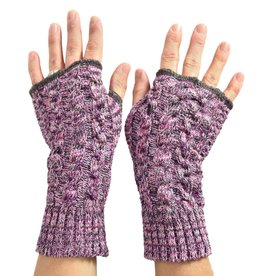 Lilac Space Dye Handwarmers