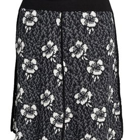 Floral 4 Panel Skirt