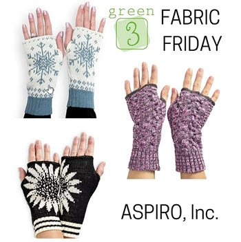 FABRIC FRIDAY: Aspiro