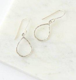 Lorena Loop Sterling Earrings