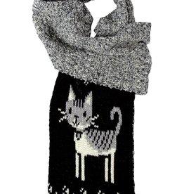 Cat NY Knot Scarf