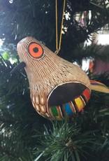 Bird Gourd Ornament