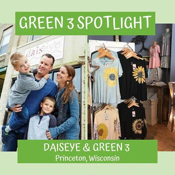 DAISEYE & GREEN 3: Helping People and the Planet
