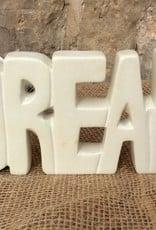 Dream Standing Word