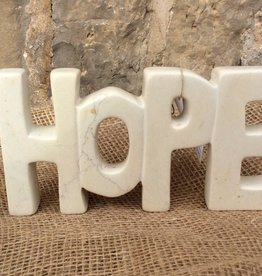 Hope Standing Word