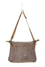 Tribe Strip Shoulder Bag