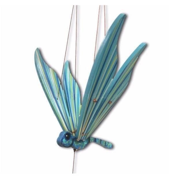 Tulia's Artisan Gallery Dragonfly Mobile