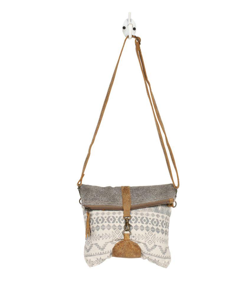 Imbricate Small & Cross Body Bag
