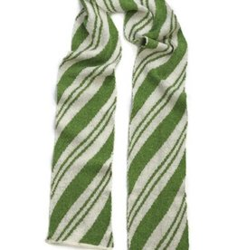 Spearmint Candy Cane Scarf