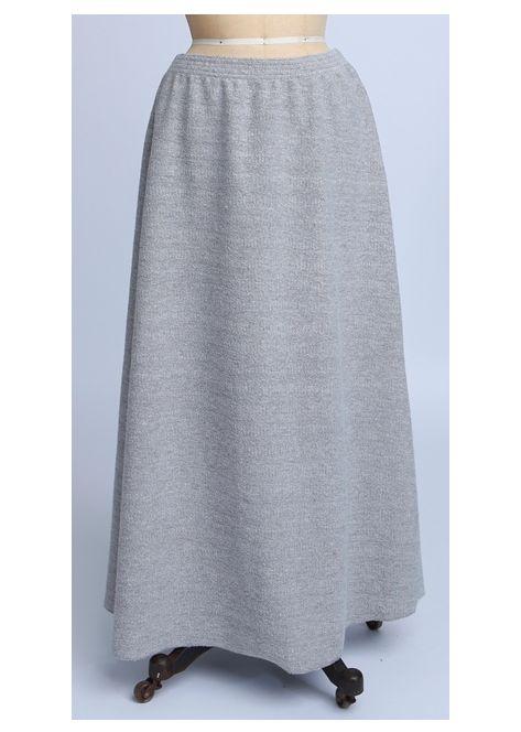 Green 3 Apparel 2-Panel Maxi Skirt