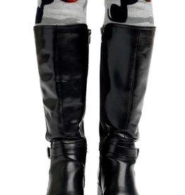 Polar Cat Boot Cuffs
