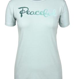 Peaceful SS Tee
